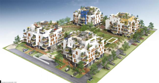 117 logements