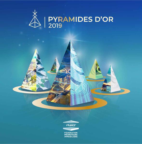 Le livre des Pyramides d'Or 2019