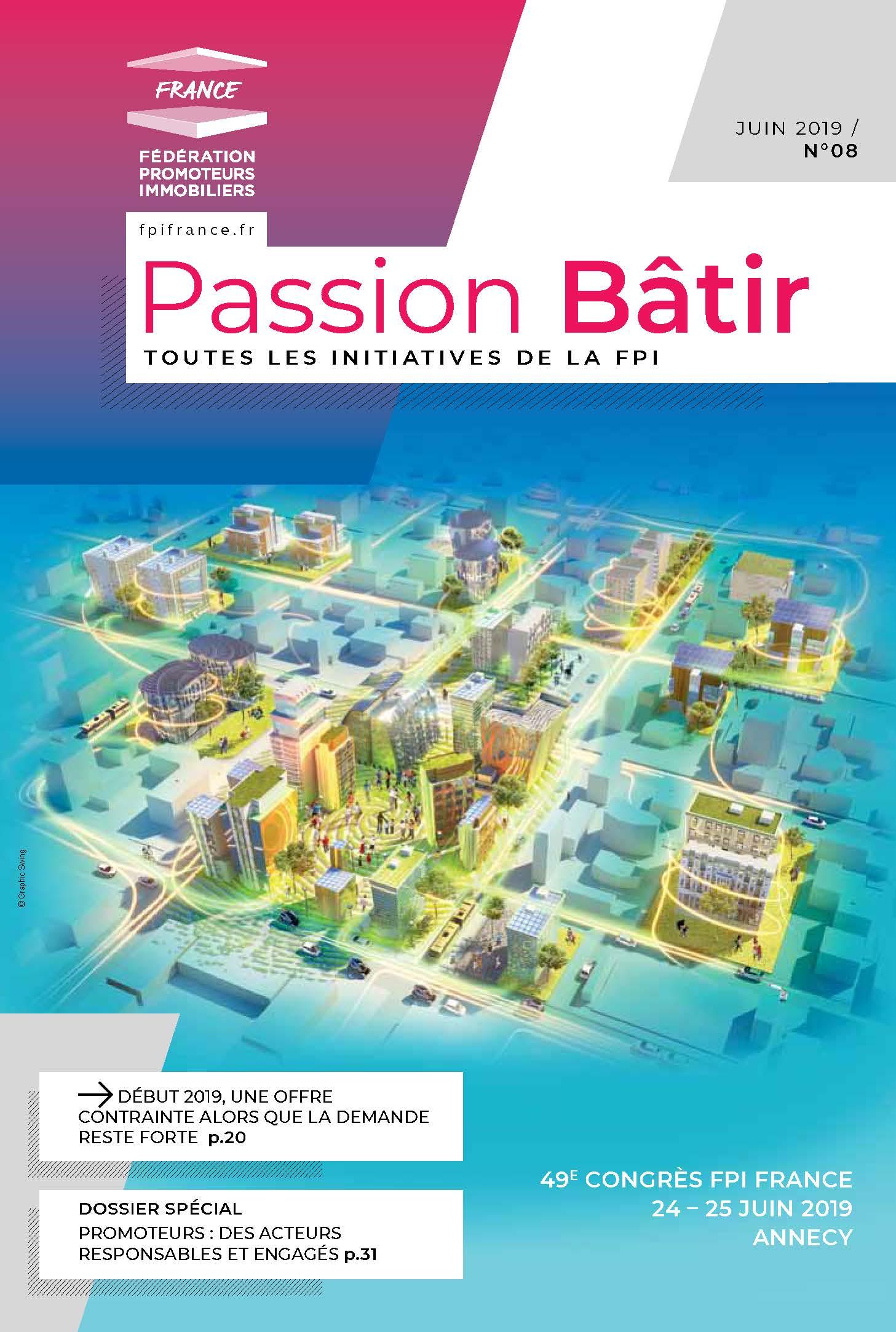 Passion Batir juin 2019