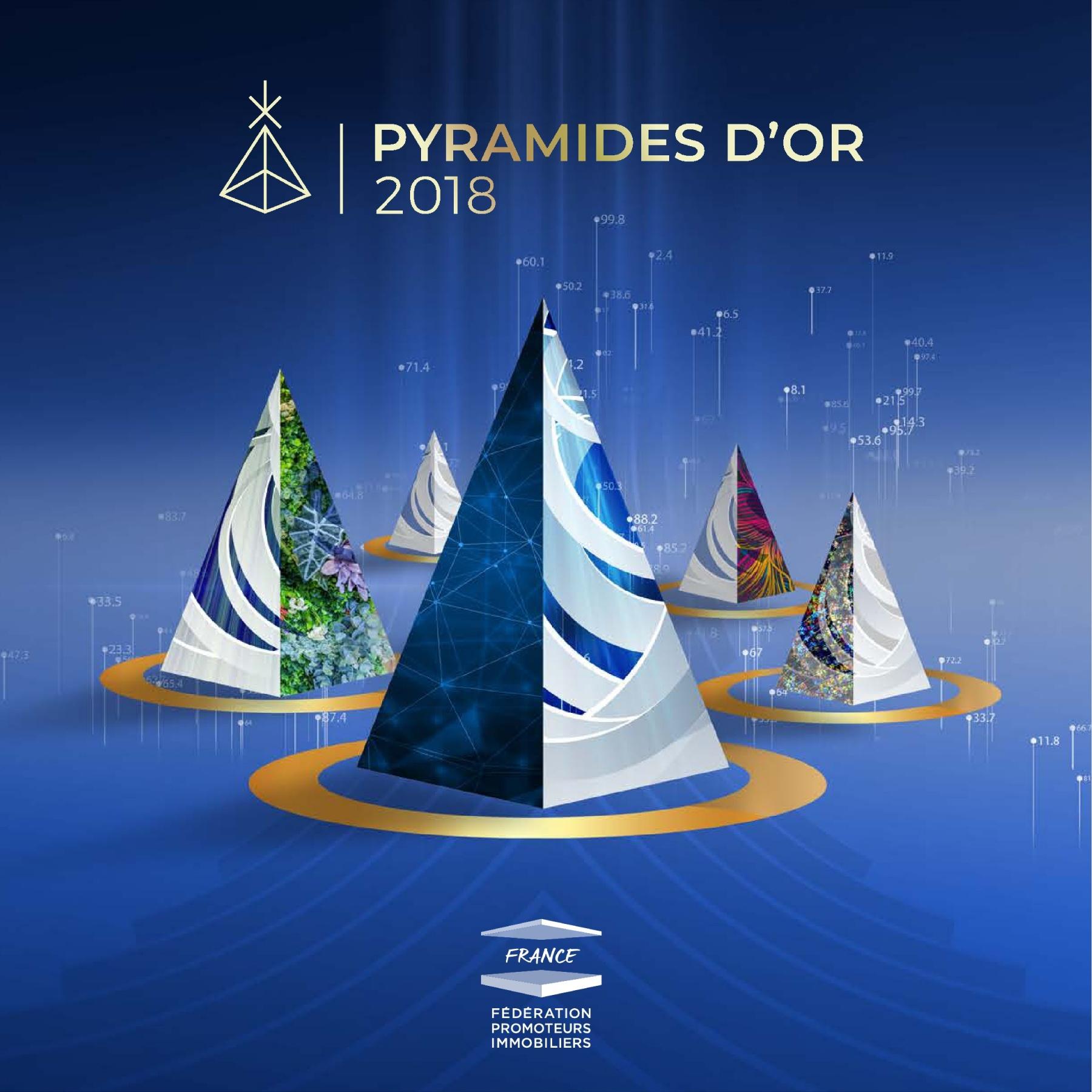 Pyramides or 2018